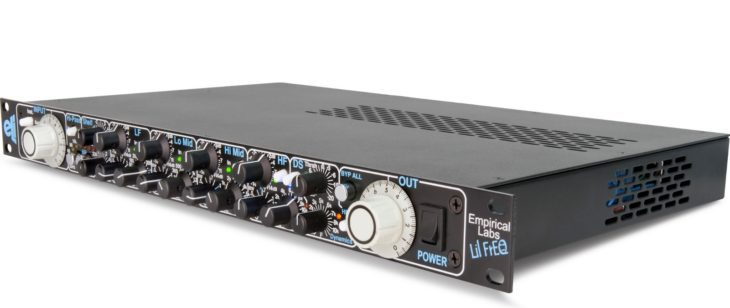 Empirical Labs Lil FrEQ Equalizer 4 Band