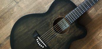 Test: Harley Benton Delta Blues MJCE, Akustikgitarre