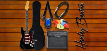 Test: Harley Benton ST-62 Vintage Bundle, Gitarren Einsteigerset