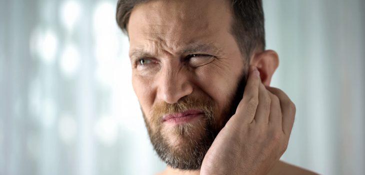 So etwa könnte ein Hörsturz aussehen