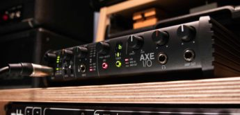 Test: IK Multimedia AXE I/O, USB 2.0 Audiointerface