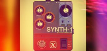 Test: Keeley Synth 1, Gitarren Synthesizer Pedal