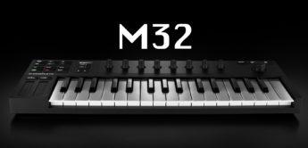 Test: Native Instruments Komplete Kontrol M32, USB-Keyboard