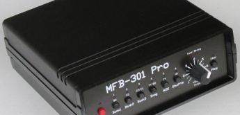 MFB-301 Pro, analoge Drumbox im Vintage-Stil