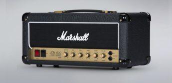 Test: Marshall Studio Classic SC20H, Gitarrenverstärker