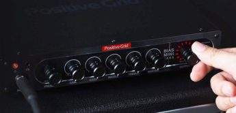 Test: Positive Grid Bias Mini Bass, Bassverstärker