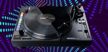 Test: Reloop RP-8000 MK2, Hybrid DJ-Plattenspieler