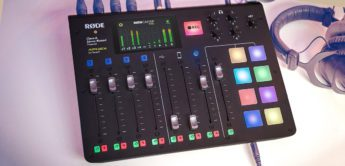Test: RODE RODECaster Pro, Digitalmischer Multimedia