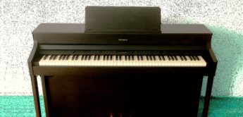 Test: Roland HP702 Digitalpiano
