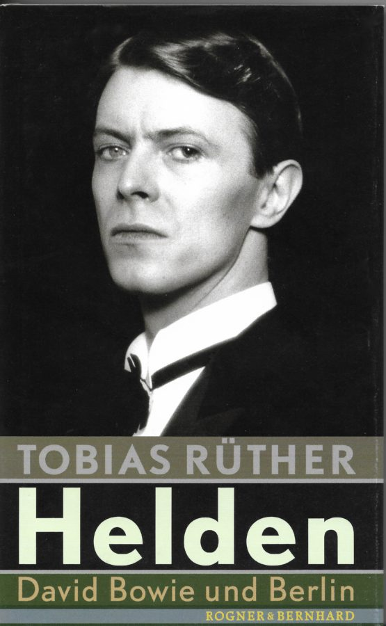 """Der FAZ-Journalist Tobias Rüther hat sich in seinem Buch """"Helden"""" speziell mit Bowies Zeit in Berlin beschäftigt."""