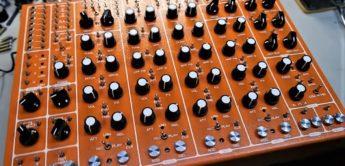Superbooth 20: Soma Laboratory Pulsar-23 – organische Drummaschine