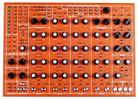 Soma Laboratory Pulsar-23 drum machine