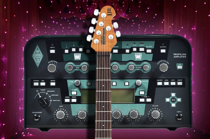Steve Lukather Kemper