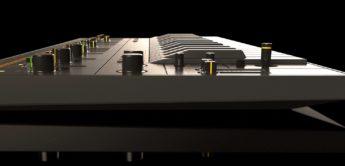Superbooth 19: Superlative SB-1 Space Bee, SH-101 Clone Prototyp