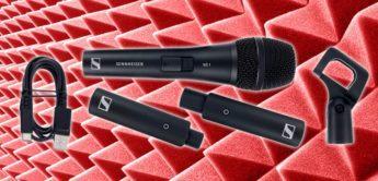 Test: Sennheiser XSW-D Funksystem Mikrofon