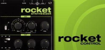 Waldorf Rocket Synthesizer sechs Jahre danach