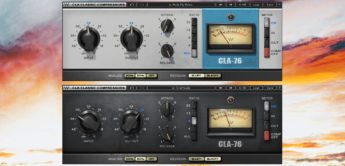 Test: Waves CLA-76, Compressor Limiter Plugin