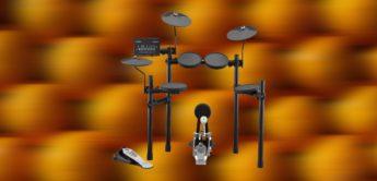 Test: Yamaha DTX432K, E-Drumset