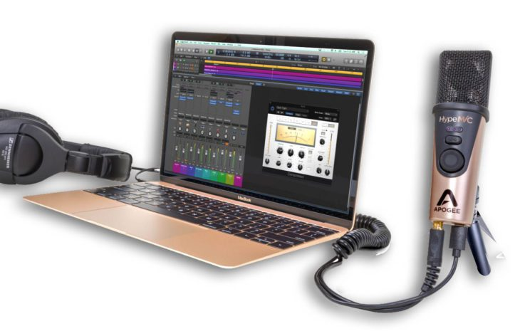 Test: Apogee HypeMiC, USB-Podcastmikrofon