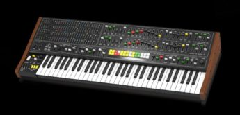 Behringer DS-80 Synthesizer, Factsheet und Renderings