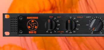 Test: Dangerous Music BAX EQ, Equalizer