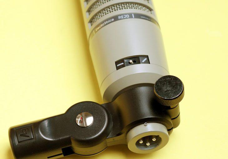 Electro-Voice RE20 Mikrofon