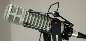 Vintage-Mikrofon: Electro-Voice RE20