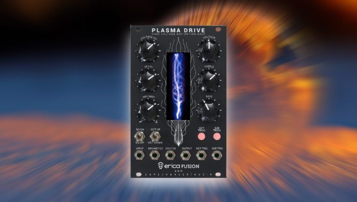 erica fusion synth plasma drive
