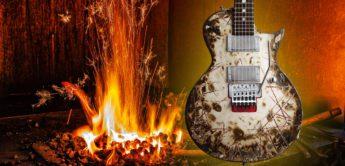 Test: ESP E-II RZK-II Burnt, E-Gitarre