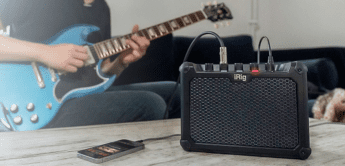 Test: IK Multimedia iRig Micro Amp, Gitarrenverstärker
