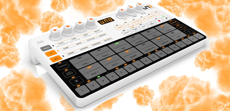 IK Multimedia UNO Drum (2x)