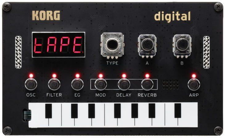 Korg NTS-1 Nu:tekt Digital Kit