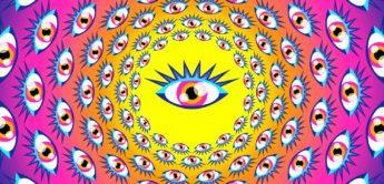 LSD-Trip durch Synthireinigung