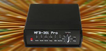 Test: MFB MFB-301 Pro, analoge Drum-Machine
