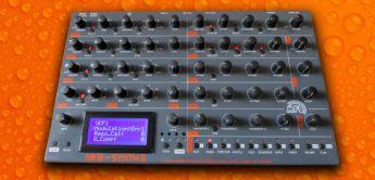 Superbooth 19: MFB SYNTH 8, polyphoner Analogsynthesizer