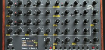 News: MFB SYNTH PRO – achtstimmiger Analogsynthesizer