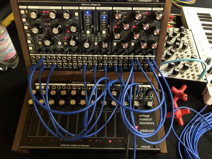 Pittsburg Voltage Lab Sequencer Live