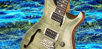 Test: PRS CE 24 Semi Hollow TG, E-Gitarre