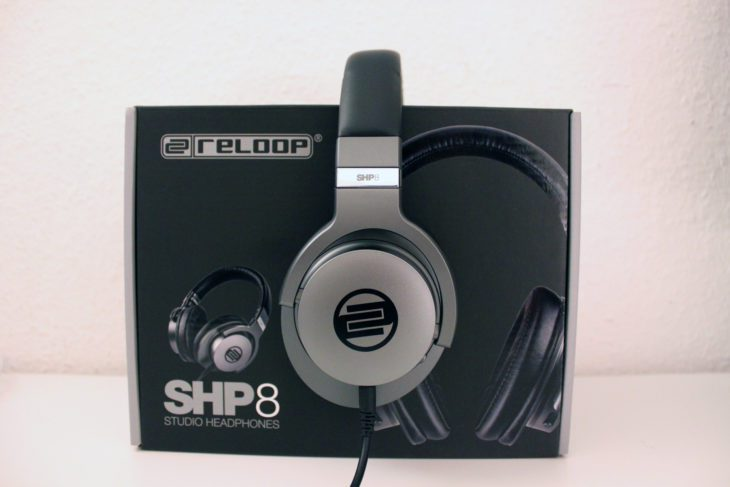 Reloop SHP-8