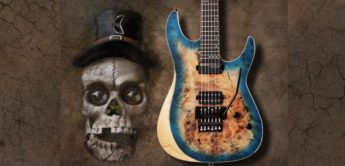 Test: Schecter Reaper-6 FR S, E-Gitarre