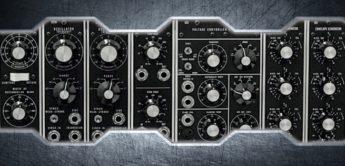 Synth-Werk Model 15 – ein weiterer modularer Moog-Clone