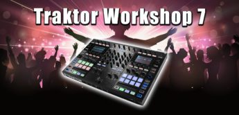 DJ Workshop: NI Traktor Software, DJ-Sets aufnehmen