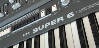 Preview: UDO Super 6 polyphoner Hybrid-Synthesizer
