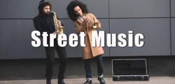 Straßenmusik – worauf muss man achten?