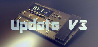 Test: BOSS GT 1000 V3, Gitarren-Multieffektpedal