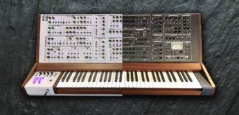 Test: EMC Schmidt Eight Voice Analog-Synthesizer