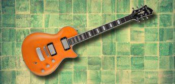 Test: Hagstrom Ultra Max, E-Gitarre