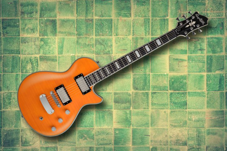 Hagstrom Ultra Max E-Gitarre