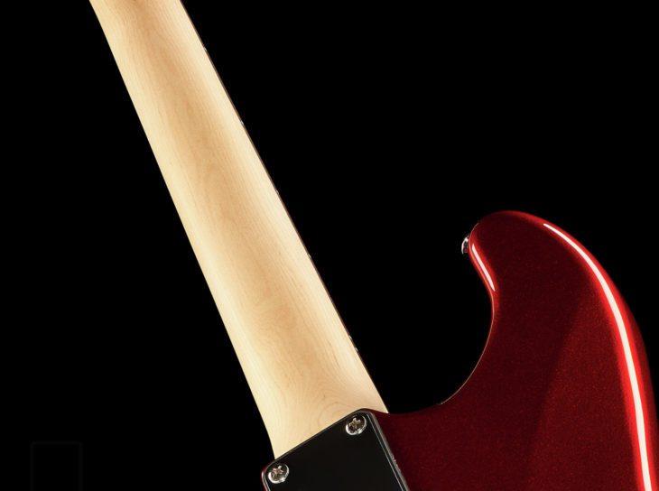 Harley Benton ST-20HSS E-Gitarre Hals