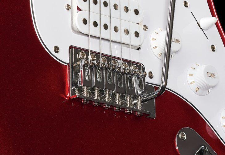 Harley Benton ST-20HSS E-Gitarre Vibrato